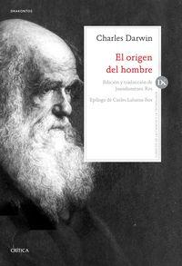 El origen del hombre - Charles Darwin