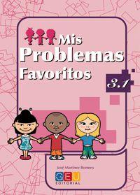 Mis Problemas Favoritos 3.1 - Jose Martinez Romero