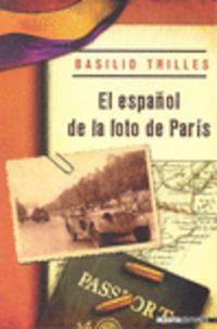 El español de la foto de paris - Basilio Trilles