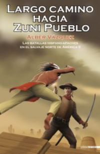 Largo Camino Hacia Zuni Pueblo - Alber Vazquez