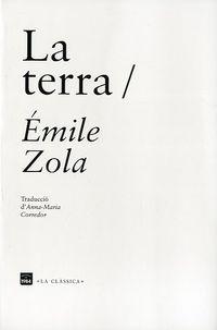 La terra - Emile Zola