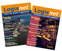 LOGISNET 2009 - AREAS, PRODUCTOS Y SERVICIOS LOGISTICOS (2 VOLS. )