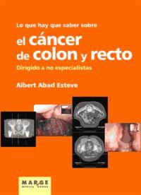 CANCER DE COLON Y RECTO, EL