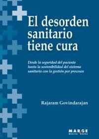 DESORDEN SANITARIO TIENE CURA, EL