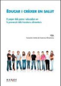 EDUCAR I CREIXER EN SALUT