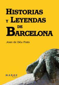 HISTORIAS Y LEYENDAS DE BARCELONA