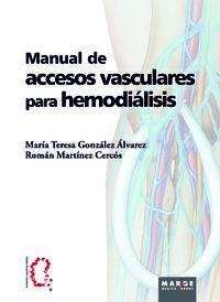 MANUAL DE ACCESOS VASCULARES PARA HEMODIALISIS