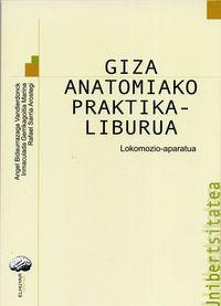 GIZA ANATOMIAKO PRAKTIKA-LIBURUA