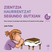 Zientzia Haurrentzat Segundo Gutxian - Jean Potter