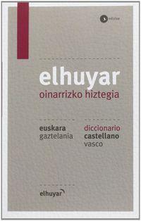 ELHUYAR OINARRIZKO HIZTEGIA EUS / GAZ - CAS / VAS (3. ED)