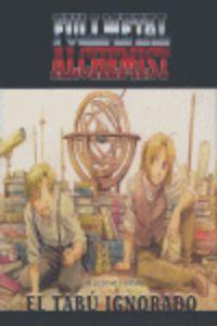 FULLMETAL ALCHEMIST - EL TABU IGNORADO
