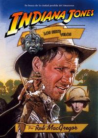 Indiana Jones Y Los Siete Velos - Rob Macgregor