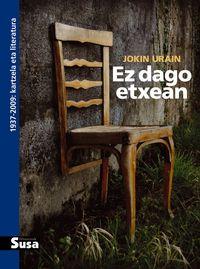 Ez Dago Etxean - Jokin Urain