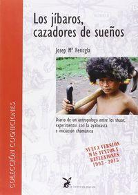 JIBAROS, LOS - CAZADORES DE SUEÑOS