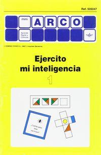MINI-ARCO EJERCITO MI INTELIGENCIA 1