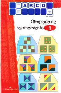 MINI-ARCO OLIMPIADA RAZONAMIENTO 1