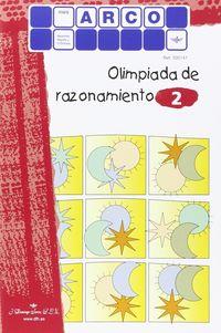 MINI-ARCO OLIMPIADA RAZONAMIENTO 2