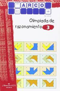MINI-ARCO OLIMPIADA RAZONAMIENTO 3
