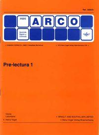 MINI-ARCO PRE-LECTURA 1