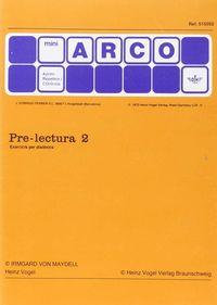 MINI-ARCO PRE-LECTURA 2 (CAT)