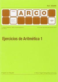 MINI-ARCO EJERCICIOS ARITMETICA 1