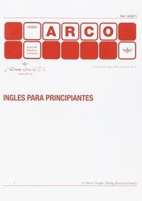 MINI-ARCO INGLES PARA PRINCIPIANTES