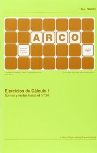 ARCO EJER. CALCULO 1 - SUMAS Y RESTAS