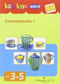 BAMBINO CONCENTRACION 1