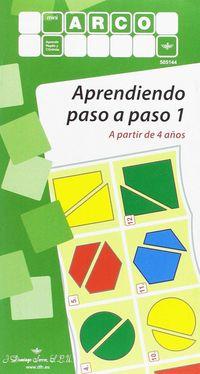 MINI-ARCO APRENDIENDO PASO A PASO 1
