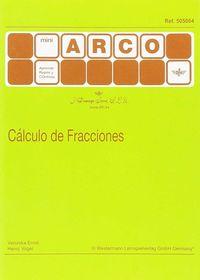 MINI-ARCO CALCULO DE FRACCIONES