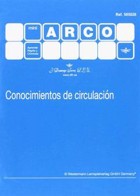 MINI-ARCO CONOCIMIENTOS DE CIRCULACION
