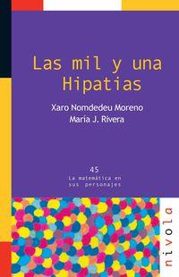 Las mil y una hipatias - Xaro Nomdedeu Moreno