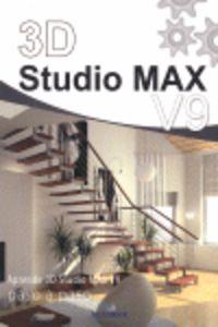 3D STUDIOMAX - PASO A PASO