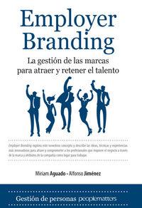 Employer Branding - Alfonso  Jimenez  /  Miriam  Aguado