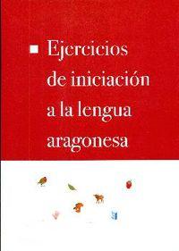 EJERCICIOS DE INICIACION A LA LENGUA ARAGONESA