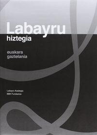 LABAYRU HIZTEGIA EUSKARA-GAZTELANIA