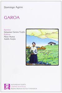 Garoa - Domingo Agirre / Miren Atutxa (ed. ) / Adolfo Arejita (ed. )