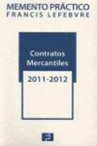 Mementos Contratos Mercantiles 2011-2012 - Aa. Vv.