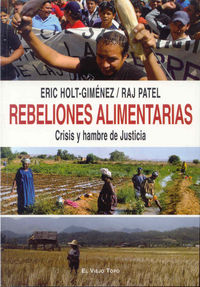 REBELIONES ALIMENTARIAS - CRISIS Y HAMBRE DE JUSTICIA