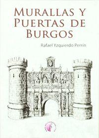 MURALLAS Y PUERTAS DE BURGOS