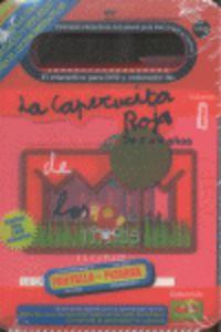 La  (2º ed)  caperucita roja  -  Cuento Y Canciones En Dvd - Monica Campabadal Gili