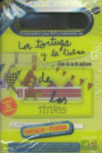 La  (2ª ed)  tortuga y la liebre  -  Cuento Y Canciones En Dvd - Monica Campabadal Gili