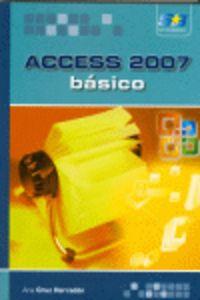 ACCESS 2007 BASICO