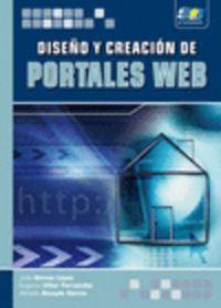 DISEÑO Y CREACION DE PORTALES WEB