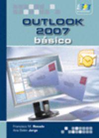 Outlook 2007 - Basico - Francisco M. Rosado Alcantara