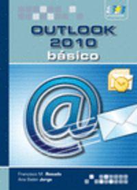 outlook 2010 - basico - Francisco M. Rosado Alcantara