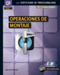CP - OPERACIONES DE MONTAJE