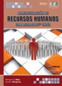 ADMINISTRACION DE RECURSOS HUMANOS CON MICROSOFT EXCEL