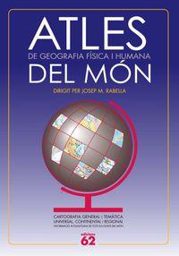 Atles De Mon - Josep Maria  Rabella Vives