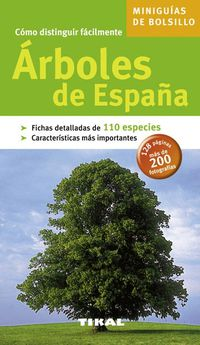 Como Distinguir Facilmente - Arboles De España - Aa. Vv.